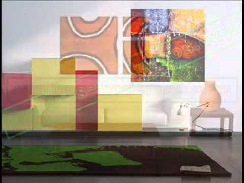 Cuadros Modernos y Abstractos - Salones y comedor