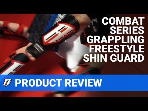 Revgear Grappling Shin Guard Freestyle - Combat Series