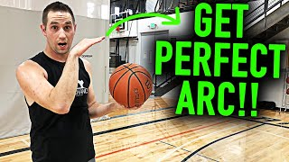 Is Your Shot FLAT? Instantly Fix with This (99% EFFECTIVE) | Basketball Shooting Tips