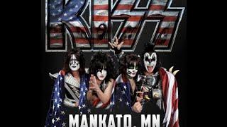 KISS - mankato mn - full concert - 8-1-2016