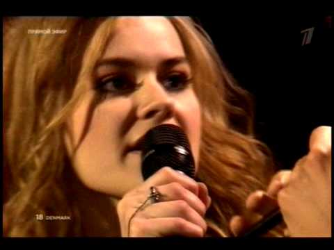 WINNER! EUROVISION 2013 FINAL - DENMARK - Emmelie De Forest - Only Teardrops