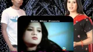 Bangla new song,,,Megla Akash..by nancy.avi