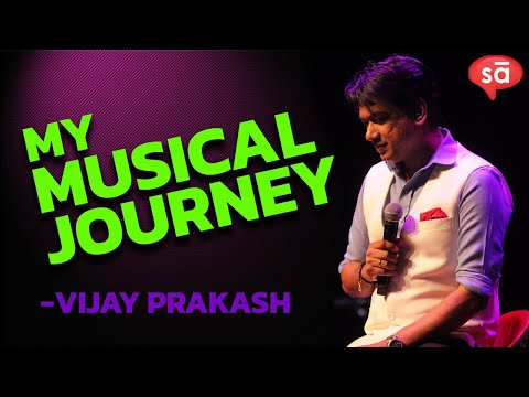 Vijay Prakash shares his musical journey; experiences with AR Rahman