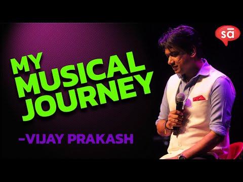 Vijay Prakash shares his musical journey; experiences with AR Rahman