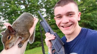 Most Difficult Hunt of my Life... *Spring Squirrel Hunting*