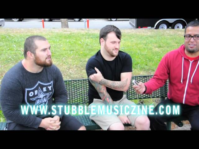 Whitechapel Interview @ The Fillmore Summer Slaughter 07-29-2011