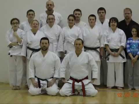 Wyoming Valley Goju Ryu Karate Academy - Training Highlights Image 1