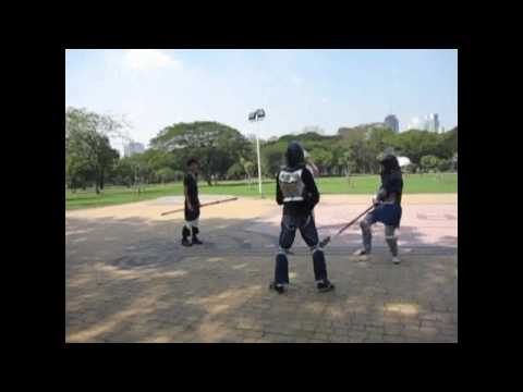 SCA Practice in Bangkok, Thailand at Lumpini Park on the 17th of January ...