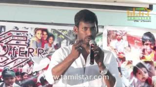 Vishal Birthday Celebrations And Engages In Social Welfare Activities