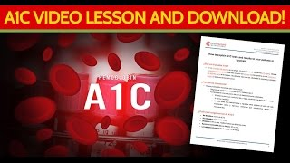 Explaining A1C tests and results in Spanish - Learning Medical Spanish - Common Ground International