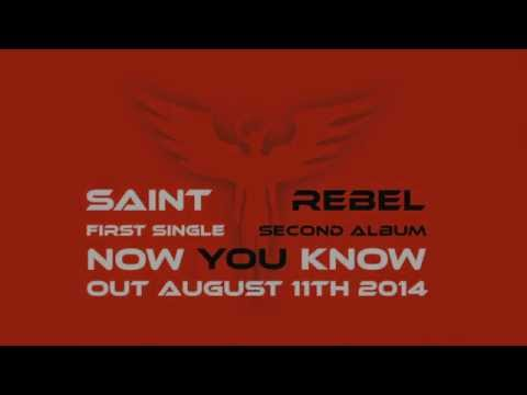 "SAINT REBEL - Official 1st single teaser for ""Now You Know"""