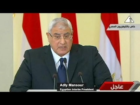 Egypt: referendum on constitution to be held on January 14-15