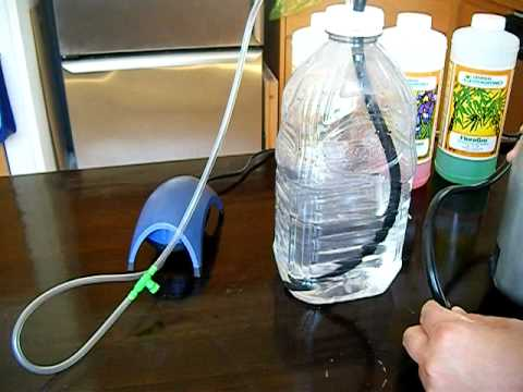 Part 5  How To Build Extremely Simple Hydroponics System