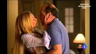 Ana y los siete capitulo 13- Lucia sorprende a Ana y Fernando besandose