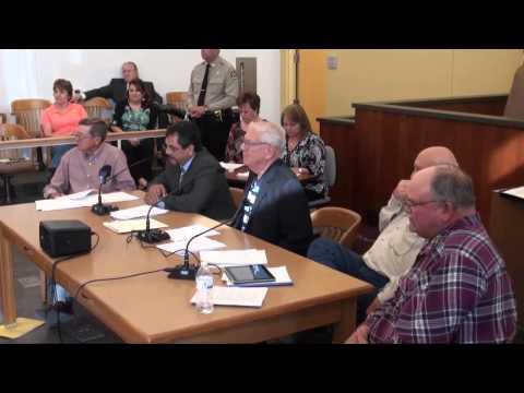 Karnes County Commissioners Court - Dec. 4, 2014