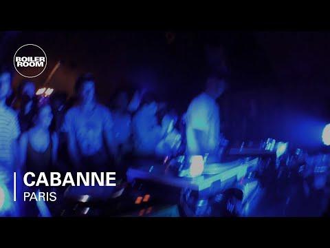 Cabanne Boiler Room Paris DJ Set