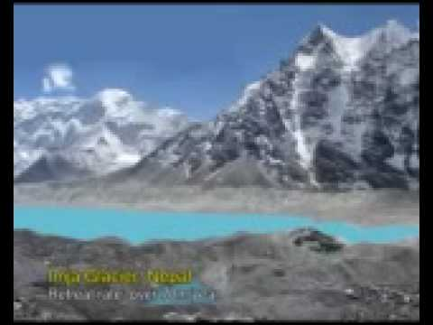 Impact of Climate Change on Himalayan Glaciers