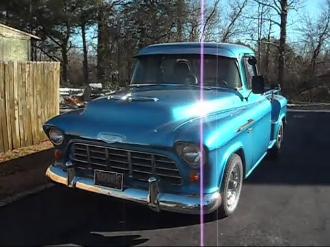 1956 Chevy Truck Music Videos