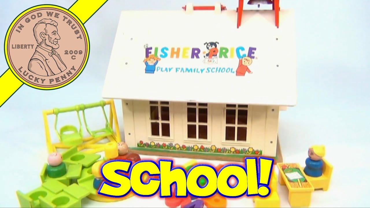 Little School House Little People School House