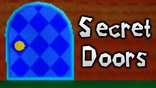 Paper Mario: Sticker Star - All Secret Door locations