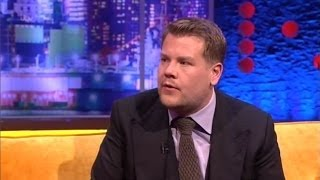 """James Corden"" On The Jonathan Ross Show Series 6 Ep 7.15 February 2014 Part 1/5"