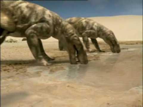 La Vida antes de los Dinosaurios: Documental BBC: Parte 7 de 9