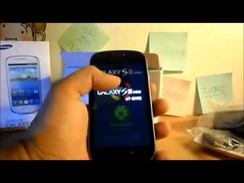Samsung Galaxy S3 mini Korea Copy