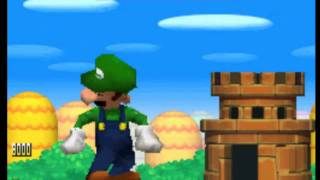 Avoir 99 vies NS Mario Bros DS - Koopa Legends