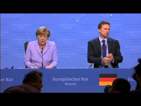 'Crucial' Greece Debt Talks: Merkel says Saturday's meeting would be decisive