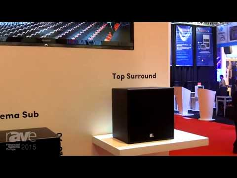 ISE 2015: Fohhn Talks About their 3D Cinema Speaker Line