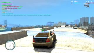 GTA IV MULTİ ÇETE.