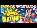 Matinée Group @ IBIZA2NYC / [video]