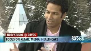 NDTV@Davos: Alan Salzman, Sandeep Naik, Amish Mehta