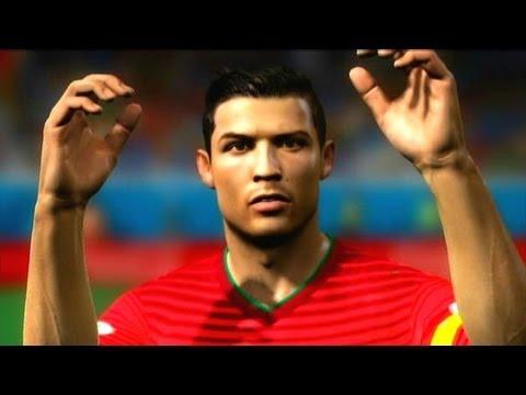 Gol de Cristiano Ronaldo vs Italia FIFA Brazil World Cup 2014 HD