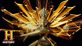 Download Ancient Aliens: The Mighty Shiva (Season 11, Episode 15) | History 3Gp Mp4