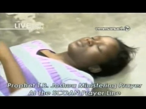 Scoan 29 03 15: Prayer Line With Tb Joshua Demons Surrender & Souls Free (part 1 2). Emmanuel Tv video