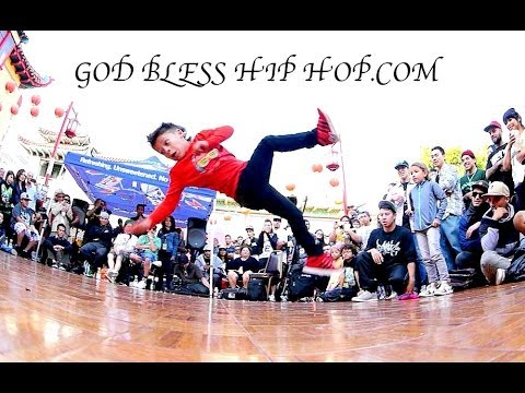 AMAZING Kids Battle | Bboy Drew vs Bgirl Goldi Rox | Beat Swap Meet 2013