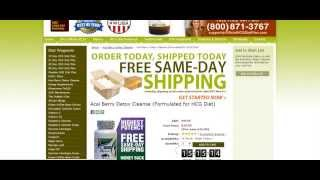 Acai Berry Detox Cleanse Review Watch Before Buy Acai Berry Detox Cleanse