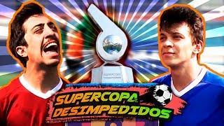 COCIELO RONALDO E LIONEL INUTILISMO NA FINAL DA SUPERCOPA DESIMPEDIDOS!