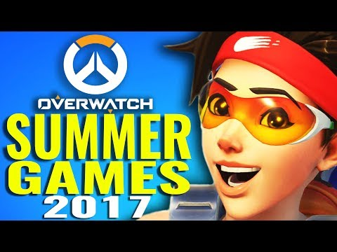 What to Expect from Overwatch Summer Games 2017 - New Skins, Lucio Ball Returns, Possible Dates