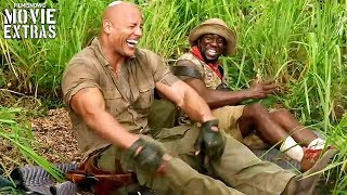 "Jumanji: Welcome to the Jungle ""Evolution"" Featurette (2017)"