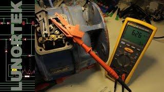 Fluke 1507 Motor Insulation and low ohm Testing