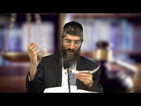 הרב יצחק יוסף - לזכות בדין HD