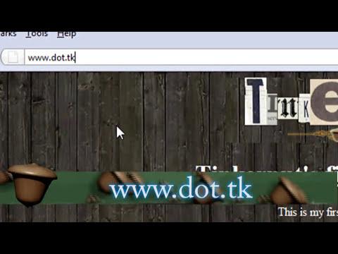Create A Free Website From Scratch