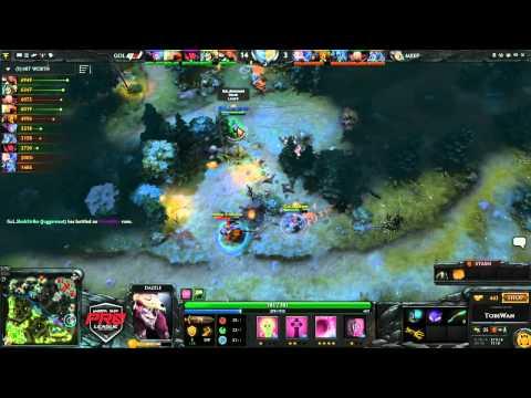 Meepwnd vs GameOnline Game 2  joinDOTA MLG Pro League Europe  TobiWanDOTA
