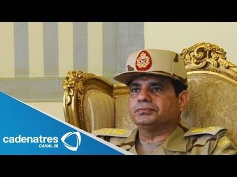 General Sisi gana elecciones en Egipto / General Sisi wins elections in Egypt