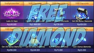 Download lagu Cara Dapetin Diamond Gratis Di Mobile Legends   gratis