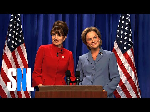 SNL Supercut: Tina Fey and Amy Poehler