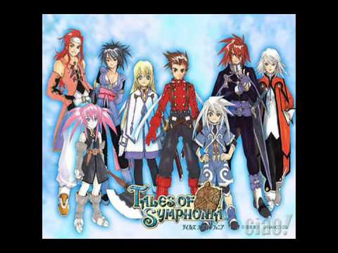 Tales of Symphonia: All Battle Quotes