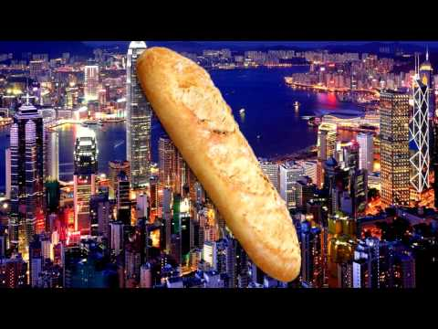 Hong Kong Bread Spin
